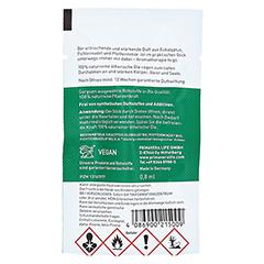 PRIMAVERA Atmewohl Nase frei Stick Bio 0.8 Milliliter - Rückseite