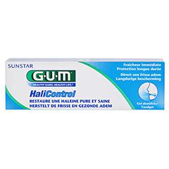 GUM HaliControl Zahngel 75 Milliliter - Rückseite