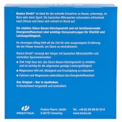 BASICA direkt Basische Mikroperlen 30x2.8 Gramm - Rückseite