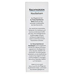 DR.THEISS Nachtkerzen Hautbalsam 200 Milliliter - Rückseite