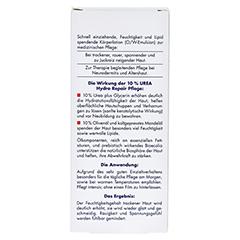 Eubos Trockene Haut Urea 10% Hydro Repair Lotion 150 Milliliter - Rückseite