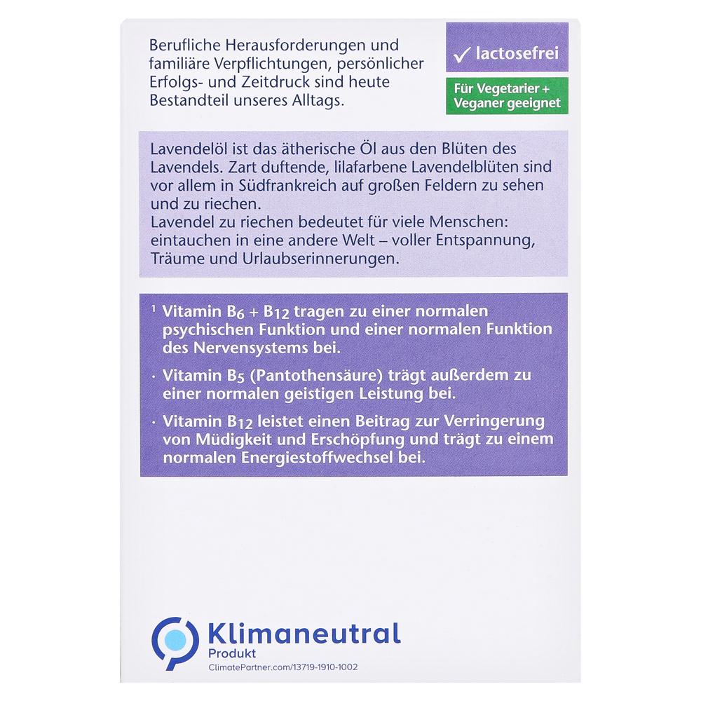 DOPPELHERZ Lavendel Extrakt+Öl Tabletten 30 Stück online bestellen ...