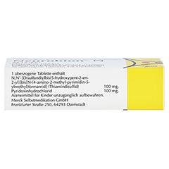 NEUROBION N forte überzogene Tabletten 20 Stück - Oberseite