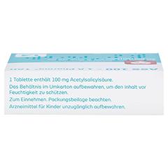 ASS 100-1A Pharma TAH 100 Stück N3 - Oberseite