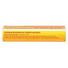 Vitamin B-Komplex forte Hevert 20 Stück N1 - Oberseite