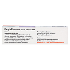 Fungizid-ratiopharm Extra 15 Gramm - Oberseite