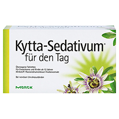 Kytta-Sedativum für den Tag 60 Stück - Oberseite