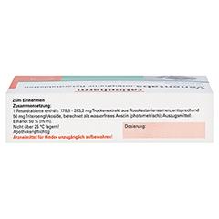 Venentabs-ratiopharm 100 Stück N3 - Oberseite