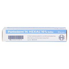 Pantederm N HEXAL 10% 35 Gramm - Unterseite