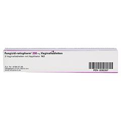 Fungizid-ratiopharm 200mg 3 Stück N2 - Unterseite