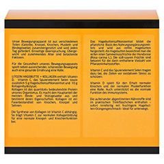 LITOZIN Hagebutte+Kollagen Trinkfläschchen 30x25 Milliliter - Rückseite