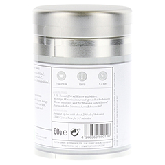 PURE BEAUTY Organic white Tea with Mango Dose 60 Gramm - Rechte Seite
