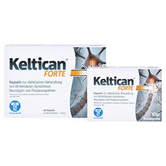 Keltican forte Kapseln + gratis Keltican Probe (10 Stück) 40 Stück