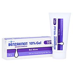 Benzaknen 10% 50 Gramm N2