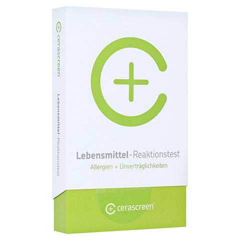 LEBENSMITTEL REAKTIONSTEST 1 Stück