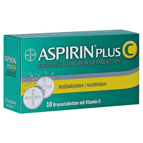 Aspirin plus C 10 Stück