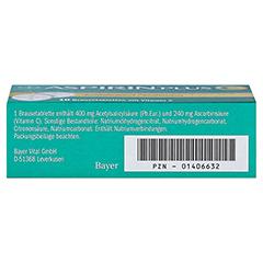 Aspirin plus C 10 Stück - Unterseite