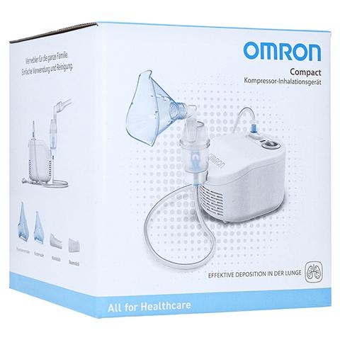OMRON Compact Kompressor-Inhalationsgerät 1 Stück