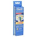 ORAL B Aufsteckbürsten Prec.Clean Bakteriensch.7+1 8 Stück