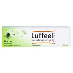 LUFFEEL comp.Heuschnupfen Nasenspray 20 Milliliter N1 - Vorderseite