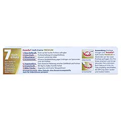PROTEFIX Haftcreme Premium 47 Gramm - Rückseite
