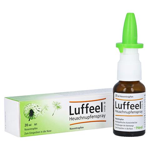 LUFFEEL comp.Heuschnupfen Nasenspray 20 Milliliter N1