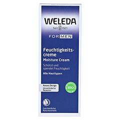 WELEDA for Men Feuchtigkeitscreme 30 Milliliter - Vorderseite