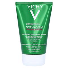 Vichy Normaderm Phytosolution Mattierende Reinigung mit Tonerde 125 Milliliter