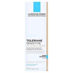 La Roche-Posay Toleriane sensitive Le Teint Creme hell 50 Milliliter - Vorderseite