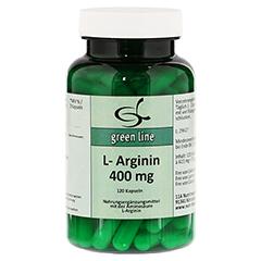 L-ARGININ 400 mg Kapseln 120 Stück