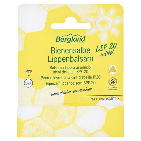 BIENENSALBE Lippenbalsam LSF 20 6.5 Milliliter