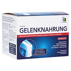 GELENKNAHRUNG+Hyaluronsäure Trinkgranulat 30x15 Gramm