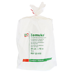 ZEMUKO Vliesstoff-Kompr.gerollt 28 cmx10 m 1 Stück