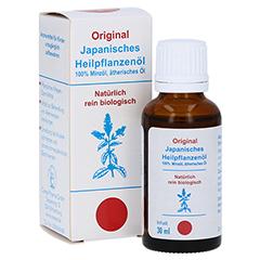 JAPANISCHES Heilpflanzenöl original 30 Milliliter
