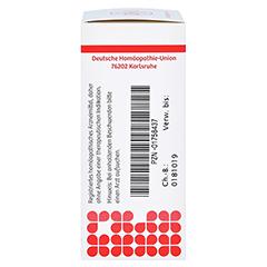 ARNICA D 4 Globuli 10 Gramm N1 - Linke Seite