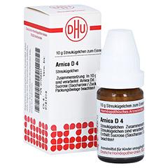 ARNICA D 4 Globuli 10 Gramm N1
