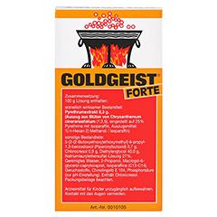 Goldgeist forte 75 Milliliter N1 - Rückseite