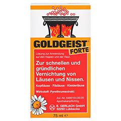 Goldgeist forte 75 Milliliter N1 - Vorderseite