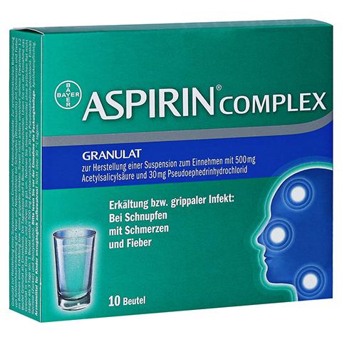 ASPIRIN COMPLEX 10 Stück N1