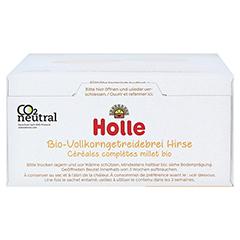 HOLLE Bio Babybrei Hirse 250 Gramm - Oberseite