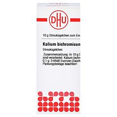 KALIUM BICHROMICUM D 12 Globuli 10 Gramm N1 - Vorderseite