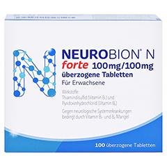 Neurobion N forte 100 Stück - Vorderseite