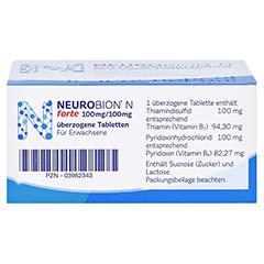 Neurobion N forte 100 Stück - Linke Seite