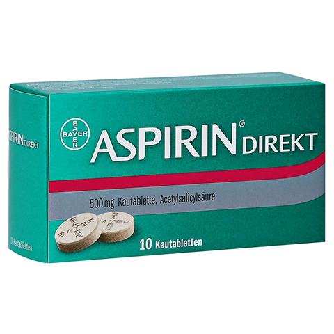 Aspirin Direkt 10 Stück N1