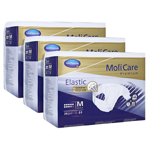 MOLICARE Premium Elastic Slip maxi Gr.M 3x26 Stück