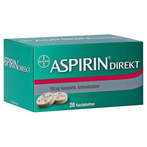 Aspirin Direkt 20 Stück