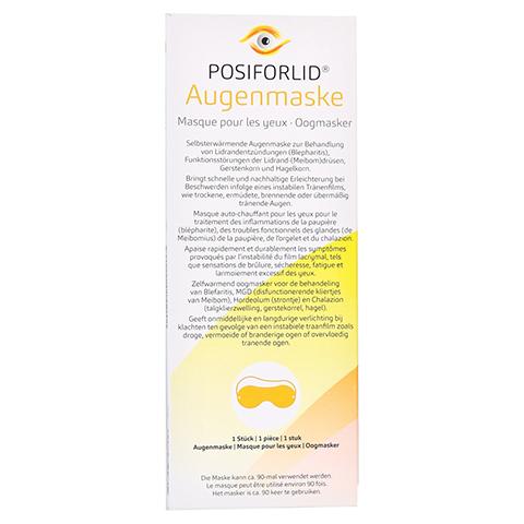 POSIFORLID Augenmaske 1 Stück