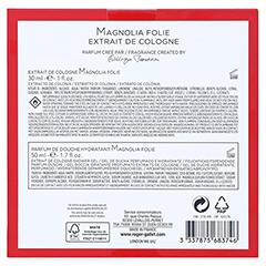 Roger & Gallet Magnolia Folie Geschenkset 1 Stück - Rückseite