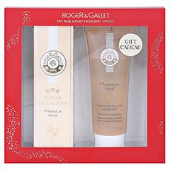 Roger & Gallet Magnolia Folie Geschenkset 1 Stück - Vorderseite