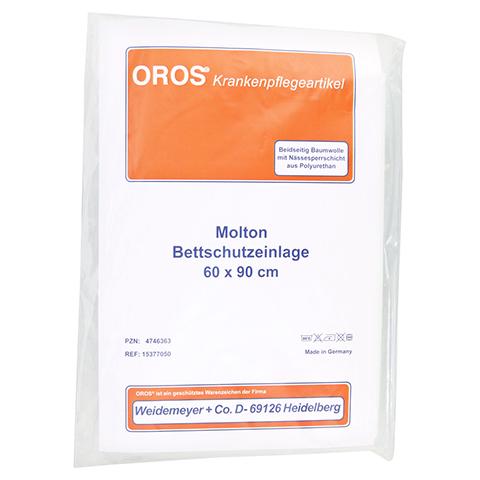 MOLTON BETTSCHUTZ Einlage 60x90 cm 1 Stück